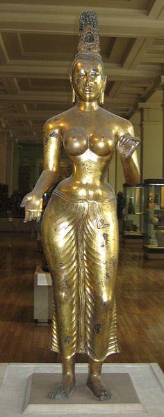 British_Museum_Statue_of_Tara
