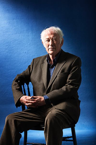 Seamus Heaney Timeline photos